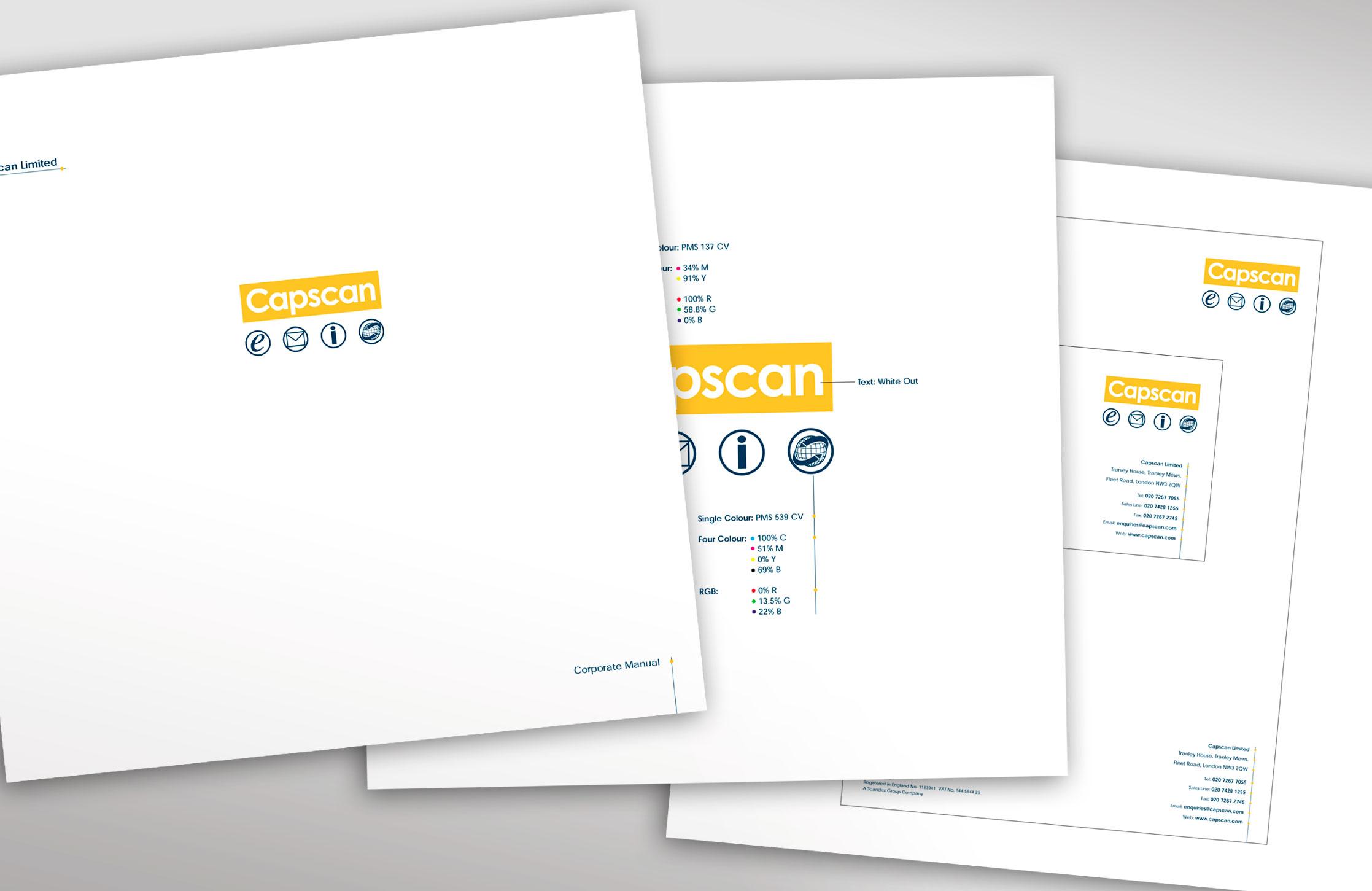 Capscan Corporate Manual
