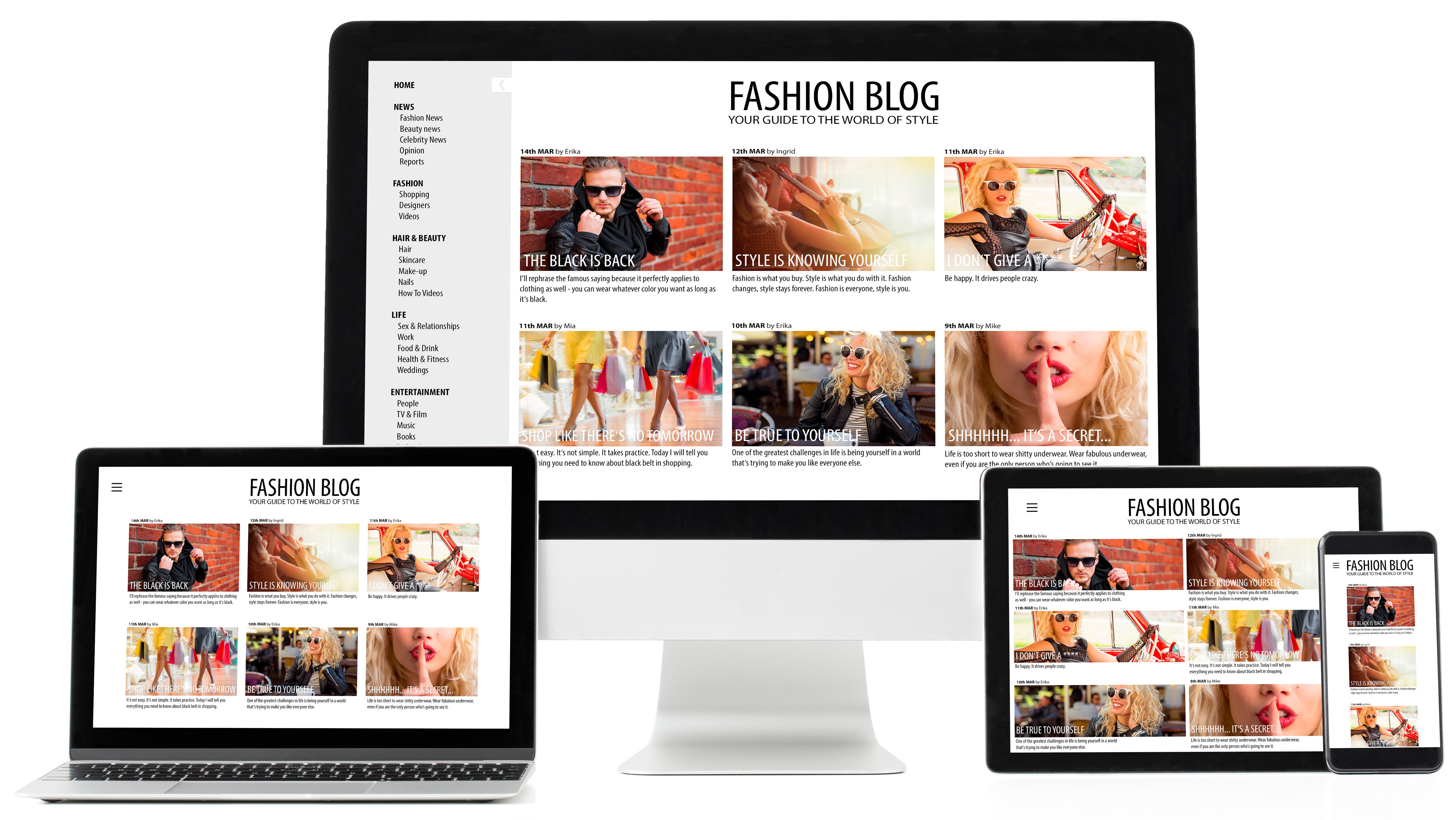 Wordpress Websites, Website Design