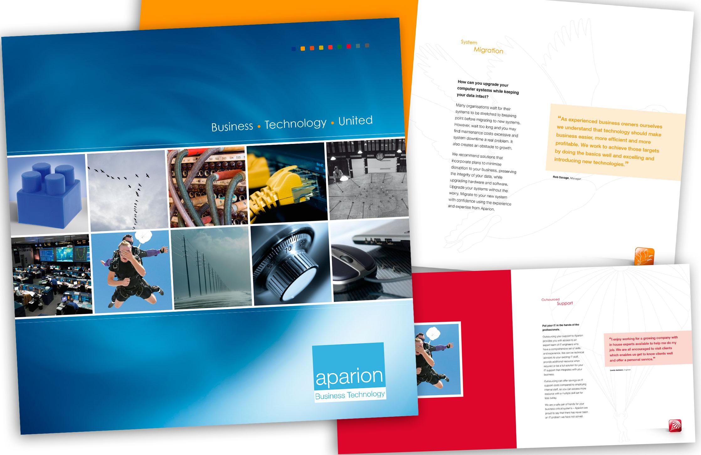 Aparion Brochure
