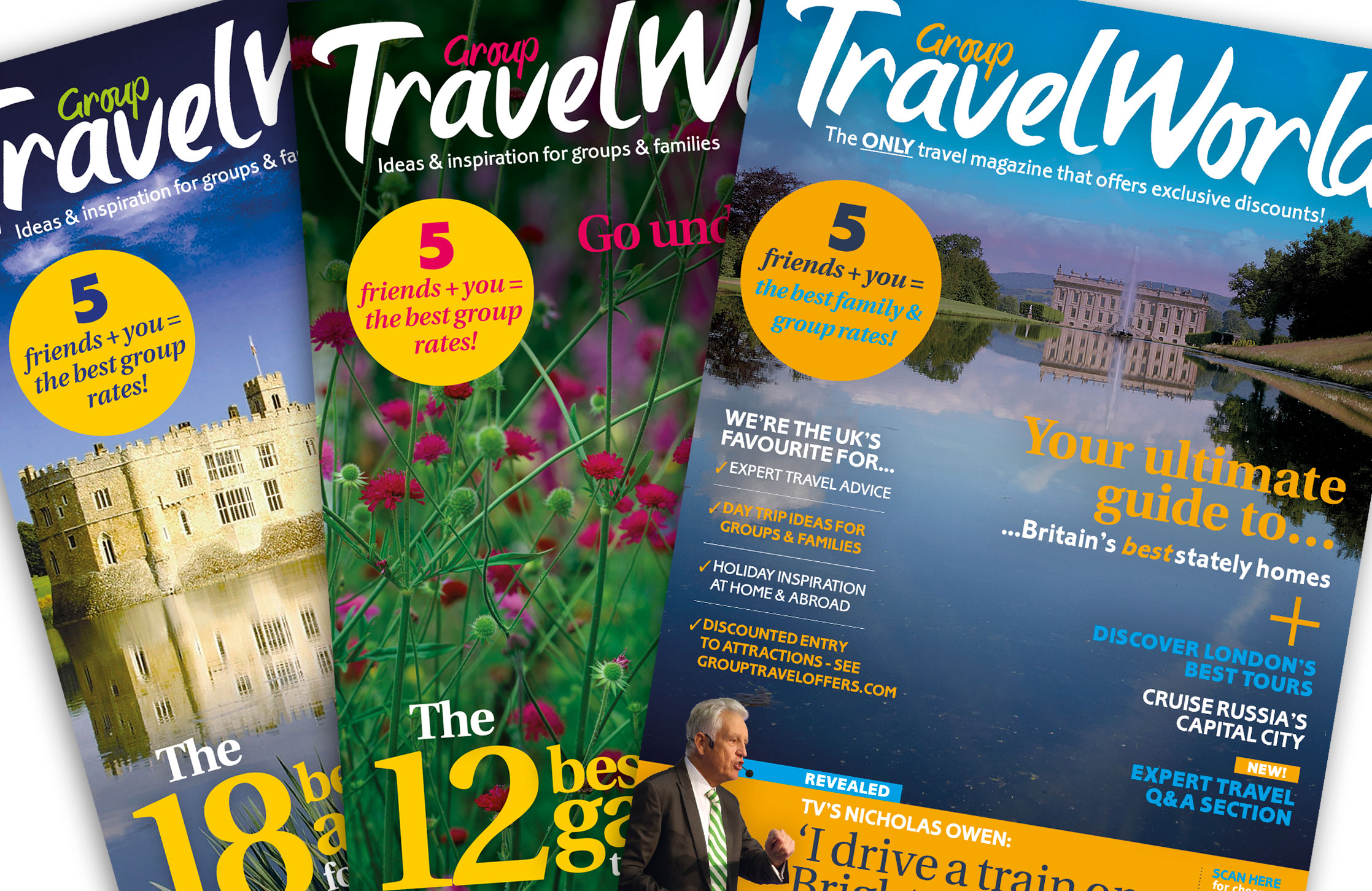 Group Travel World Magazine