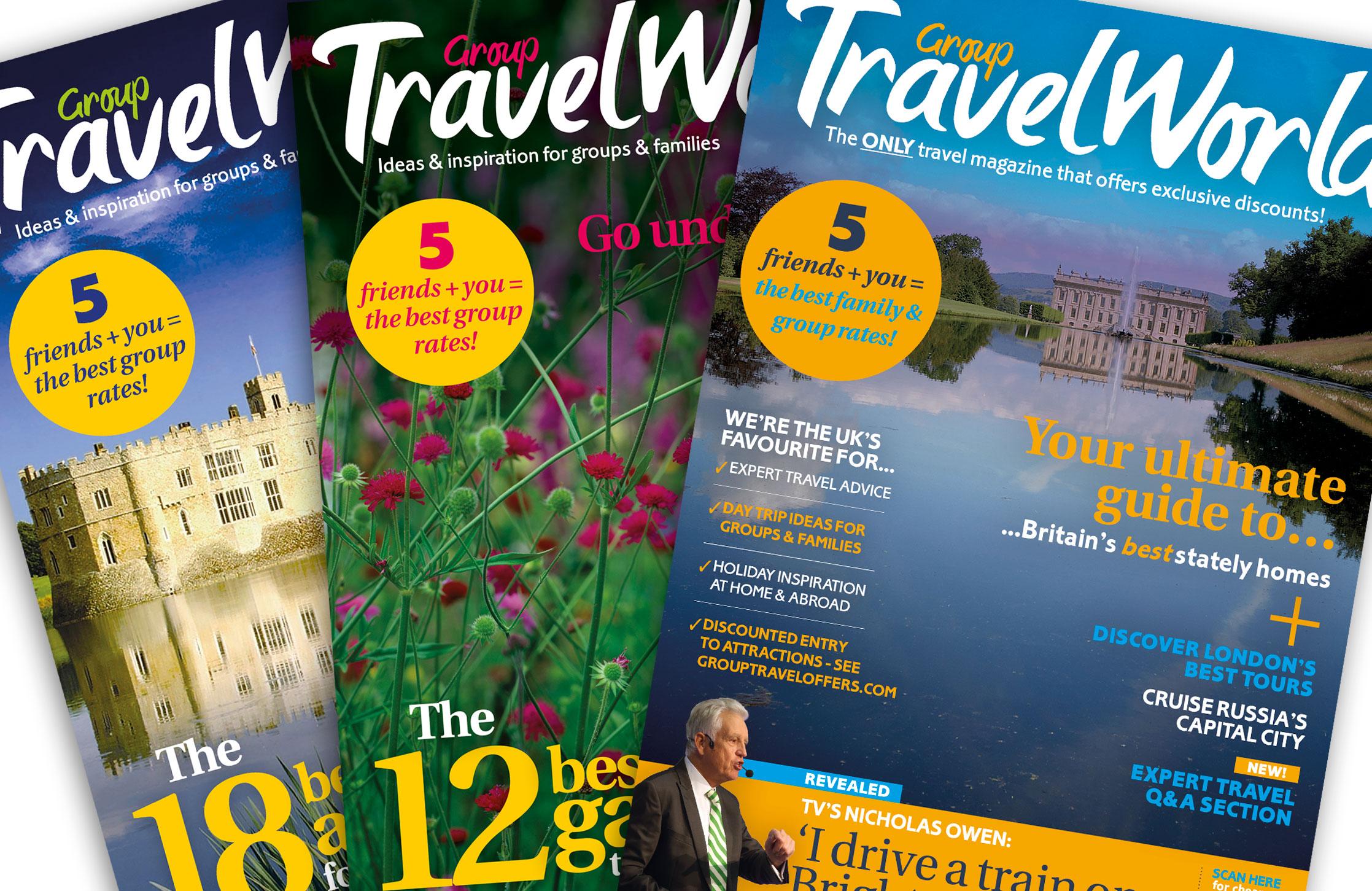 Group Travel World Magazine