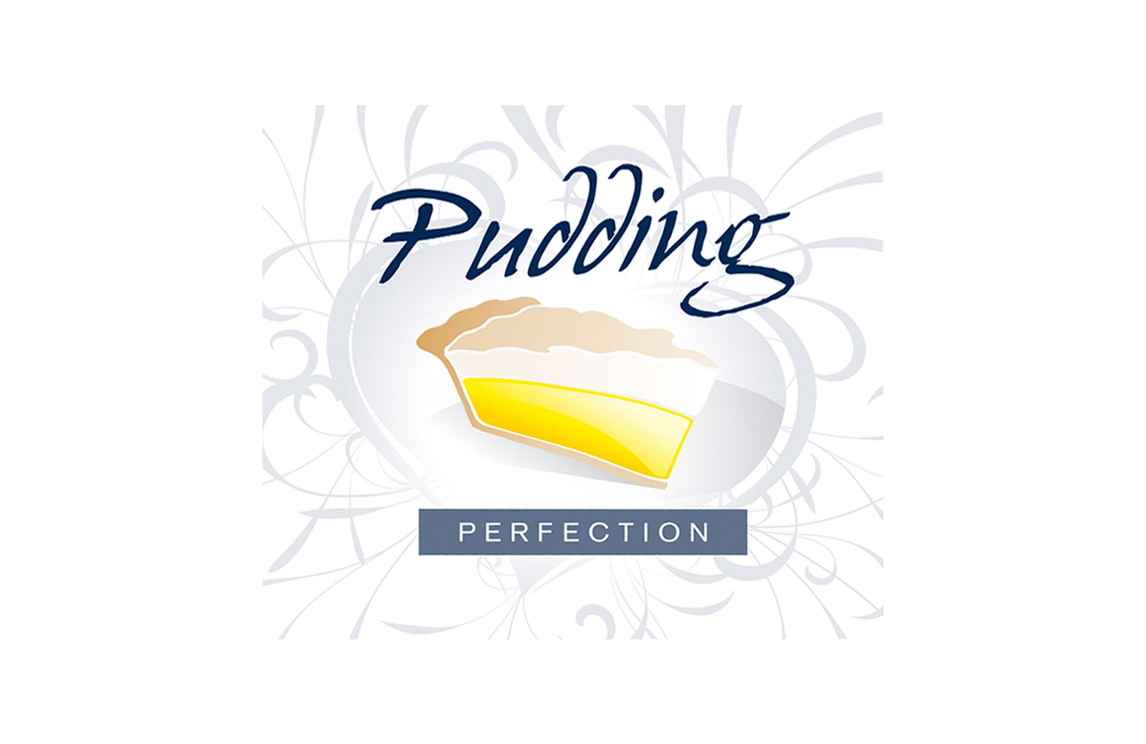 Pudding Perfection Logo
