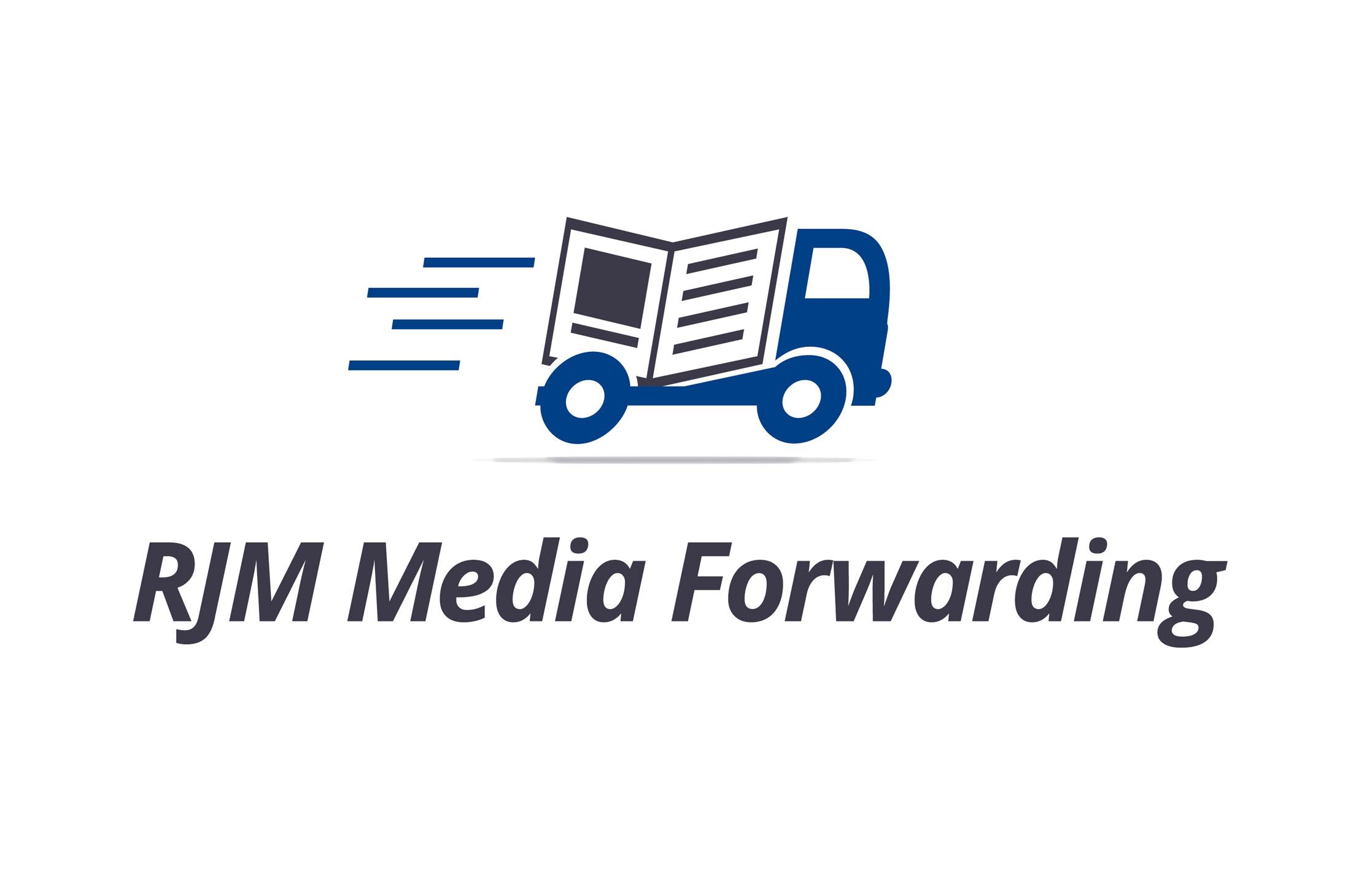 RJM Media Forwarding Logo