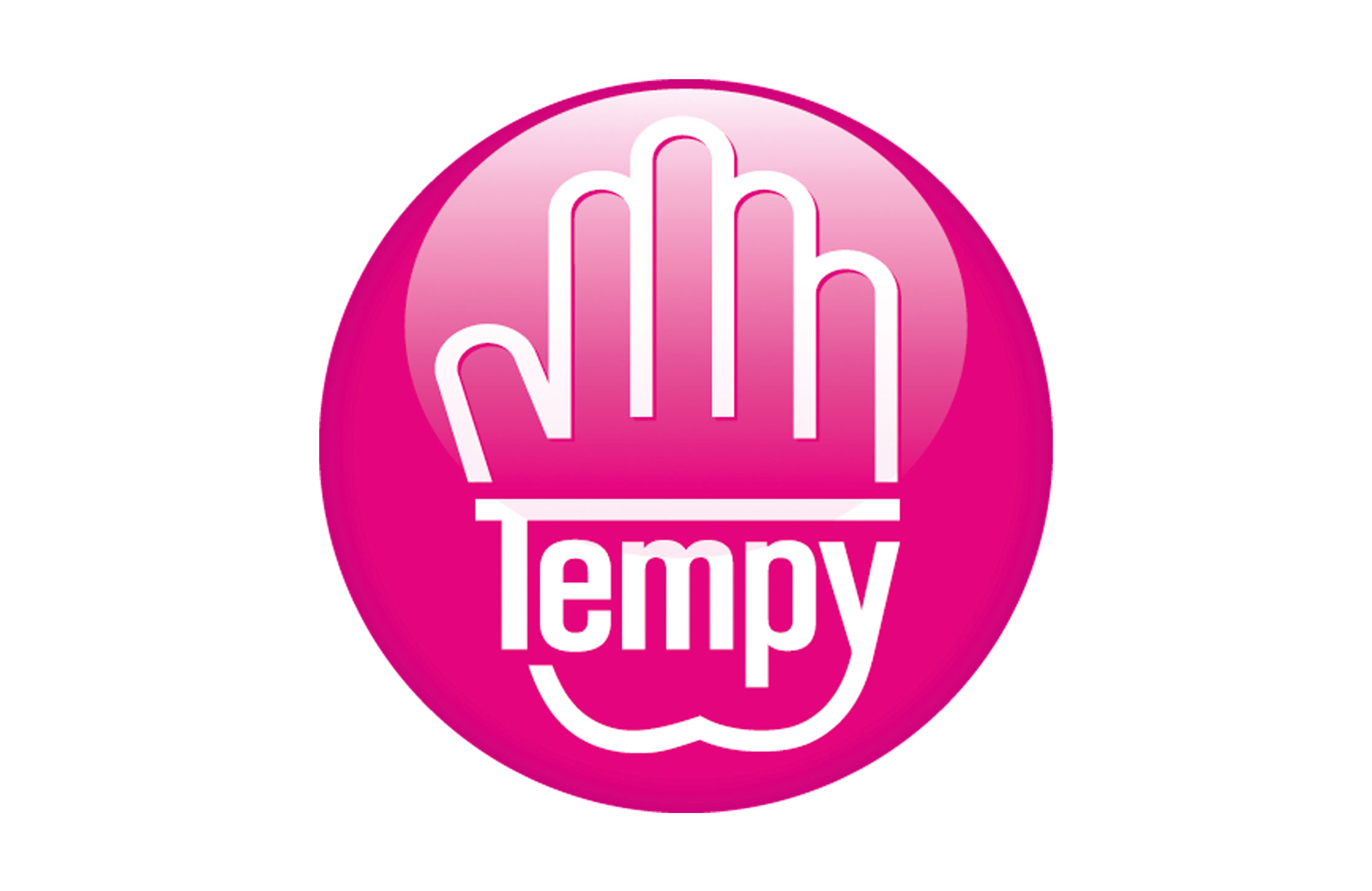 Tempy Mobile application Logo