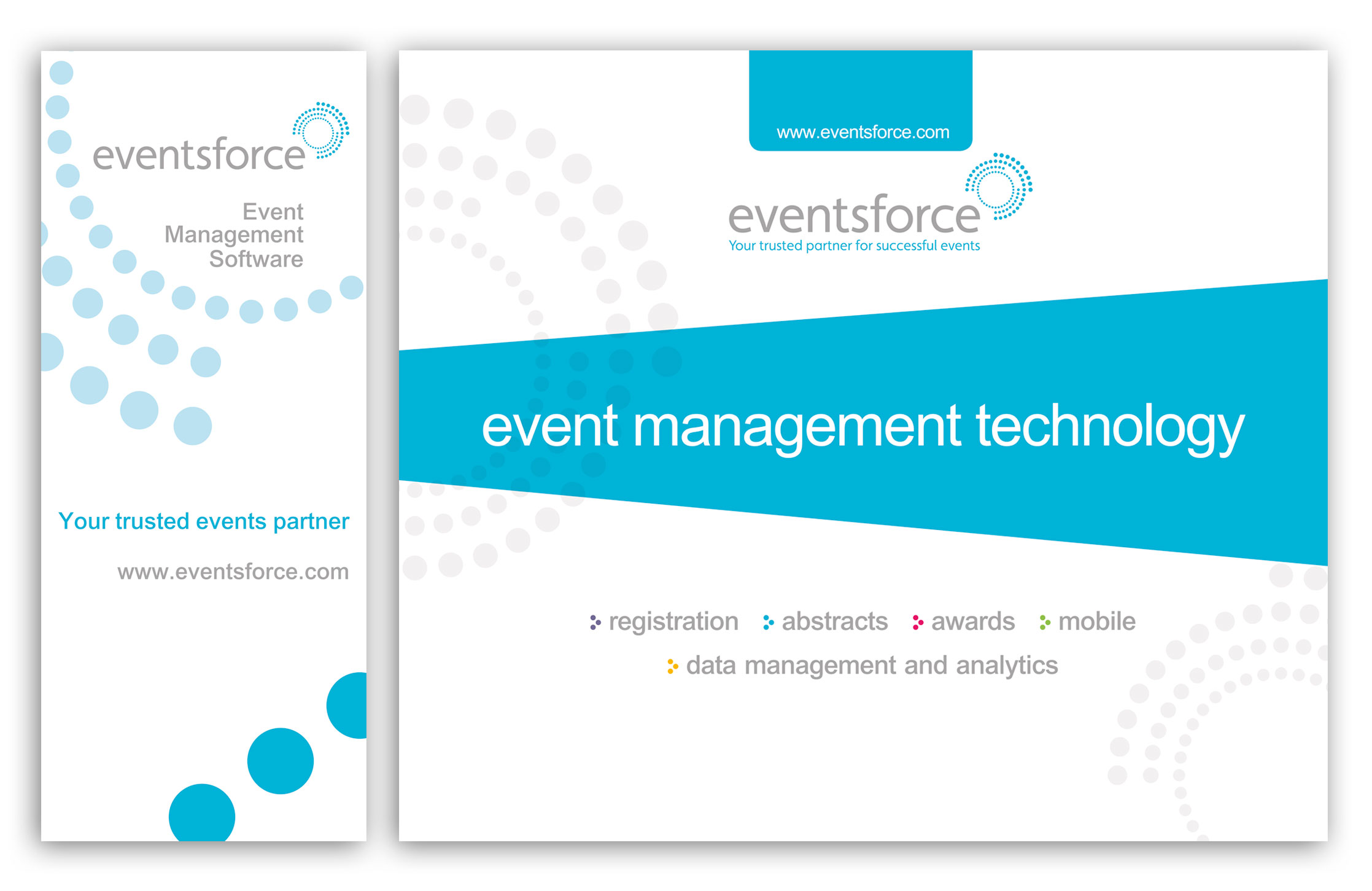 Eventsforce pop-up banner