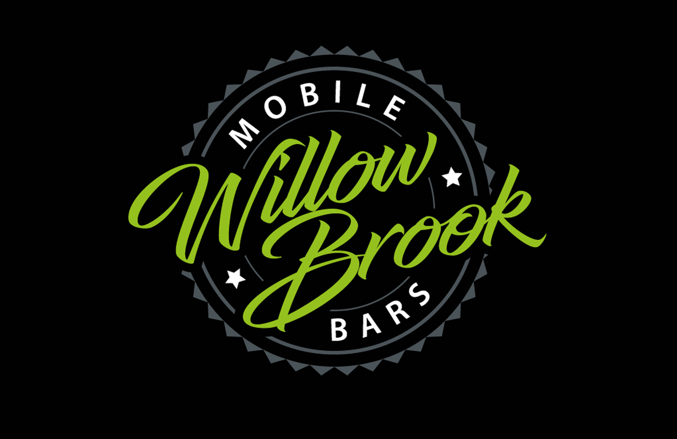 Design of the Willow Brooke Bars logo
