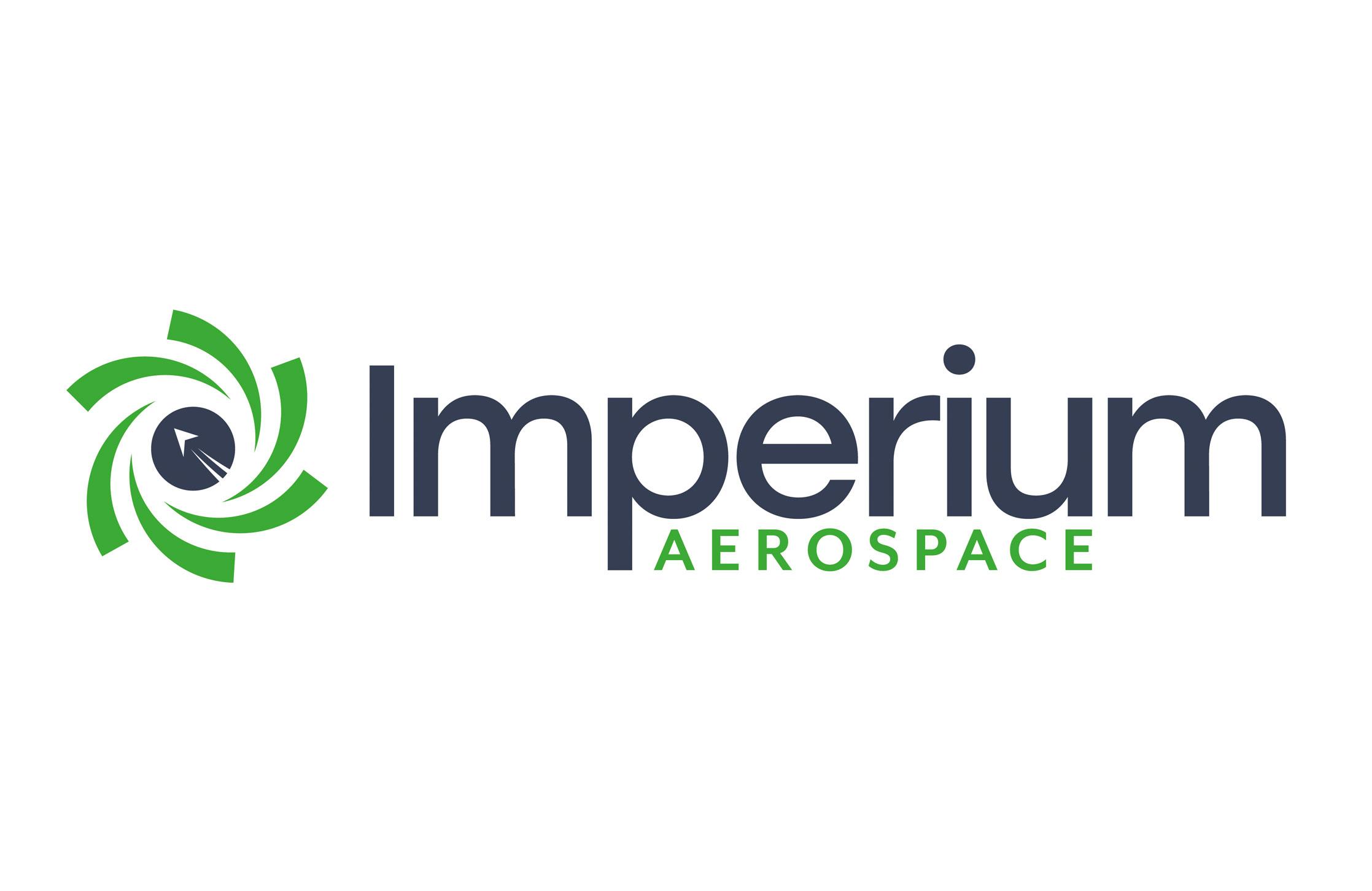 Imperium Aerospace logo design