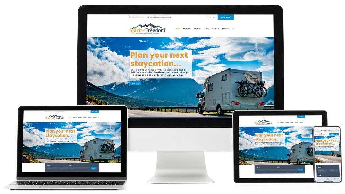 d15 Design Wordpress website image