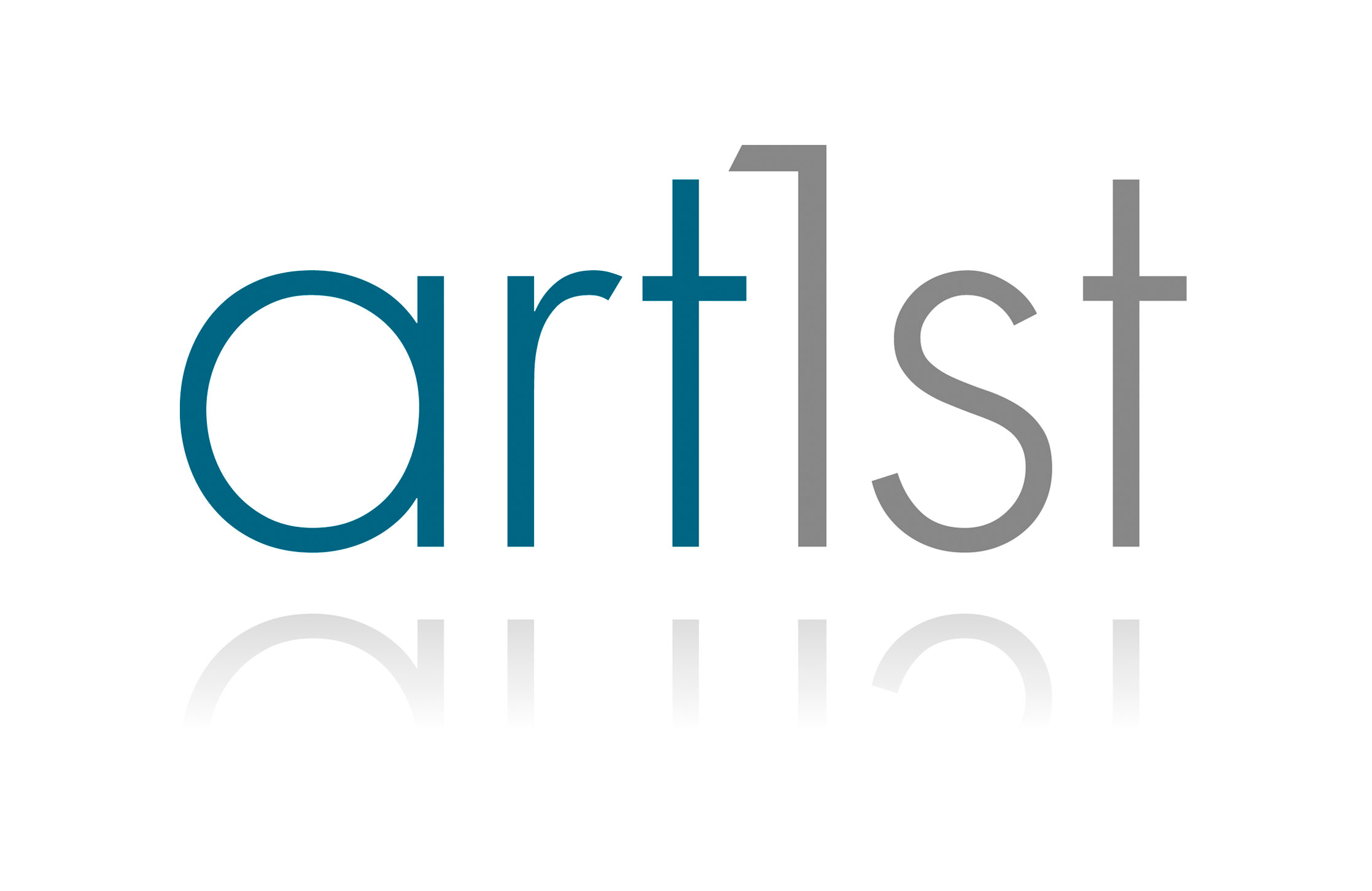 Design of a corporate Logo for Art1st Gallery and artist promotional services company