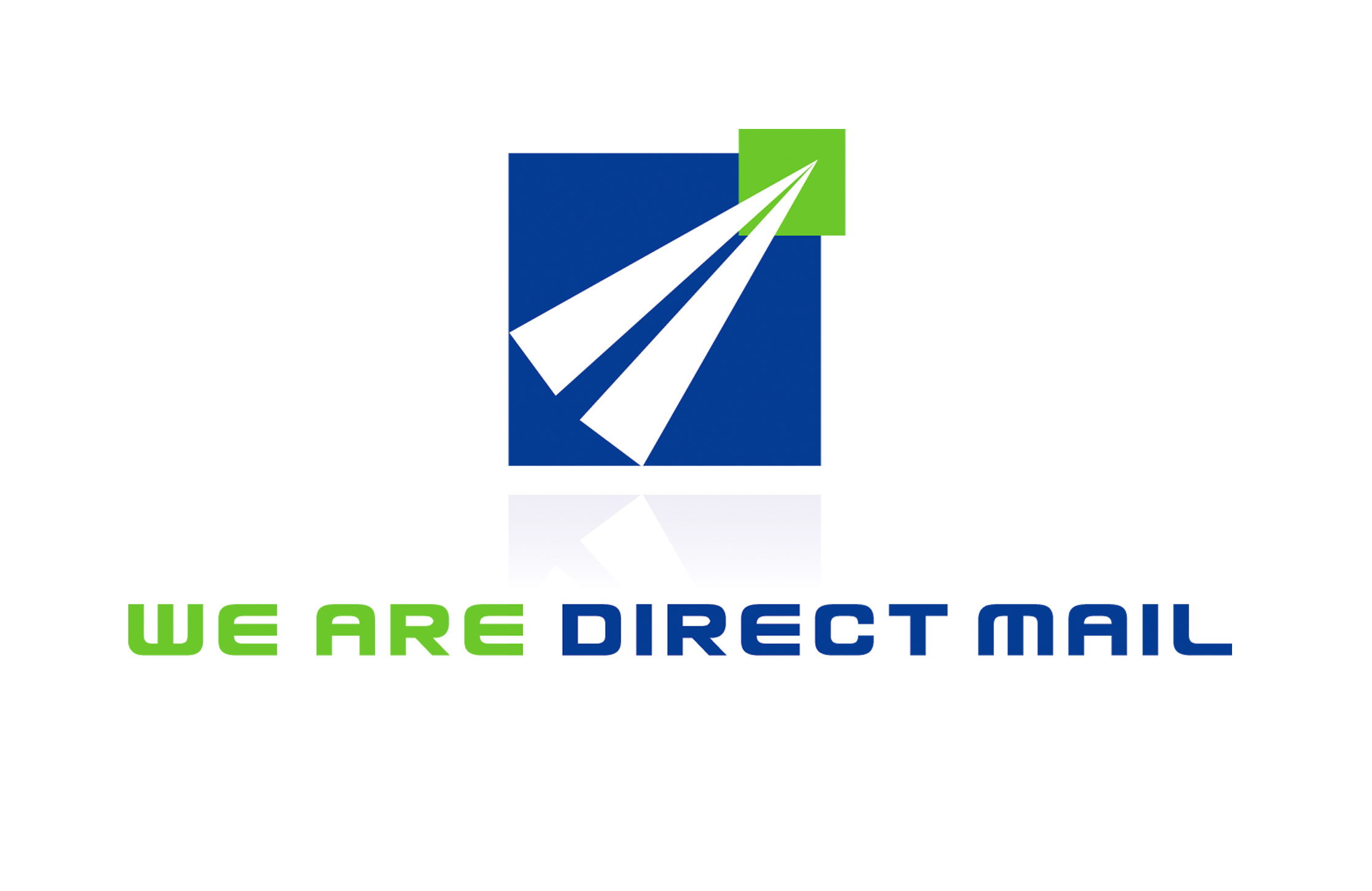 Design and artwork of proposed Direct Mail corporate logo