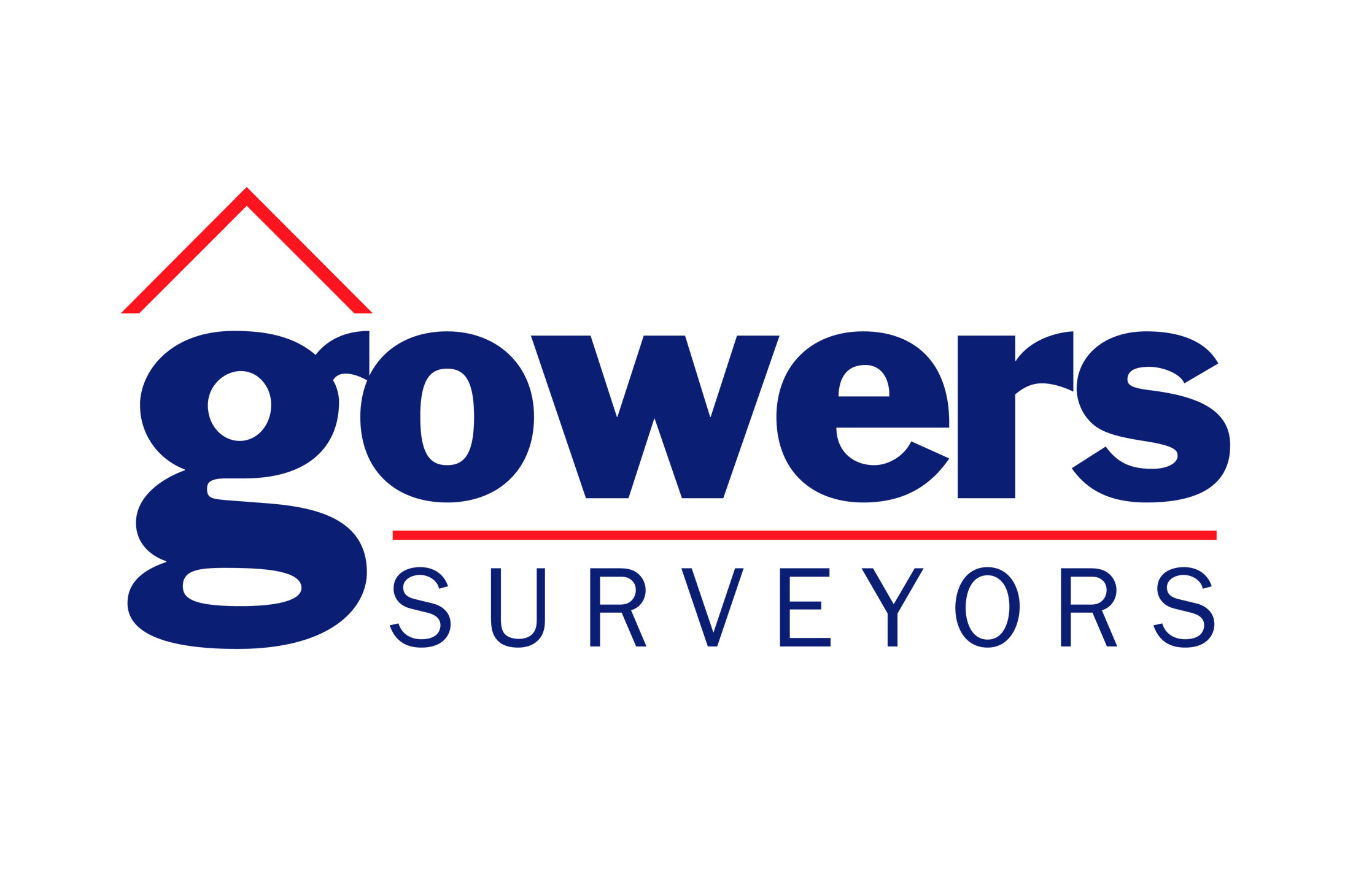 Design of Gowers Surveyors Corporate Logo