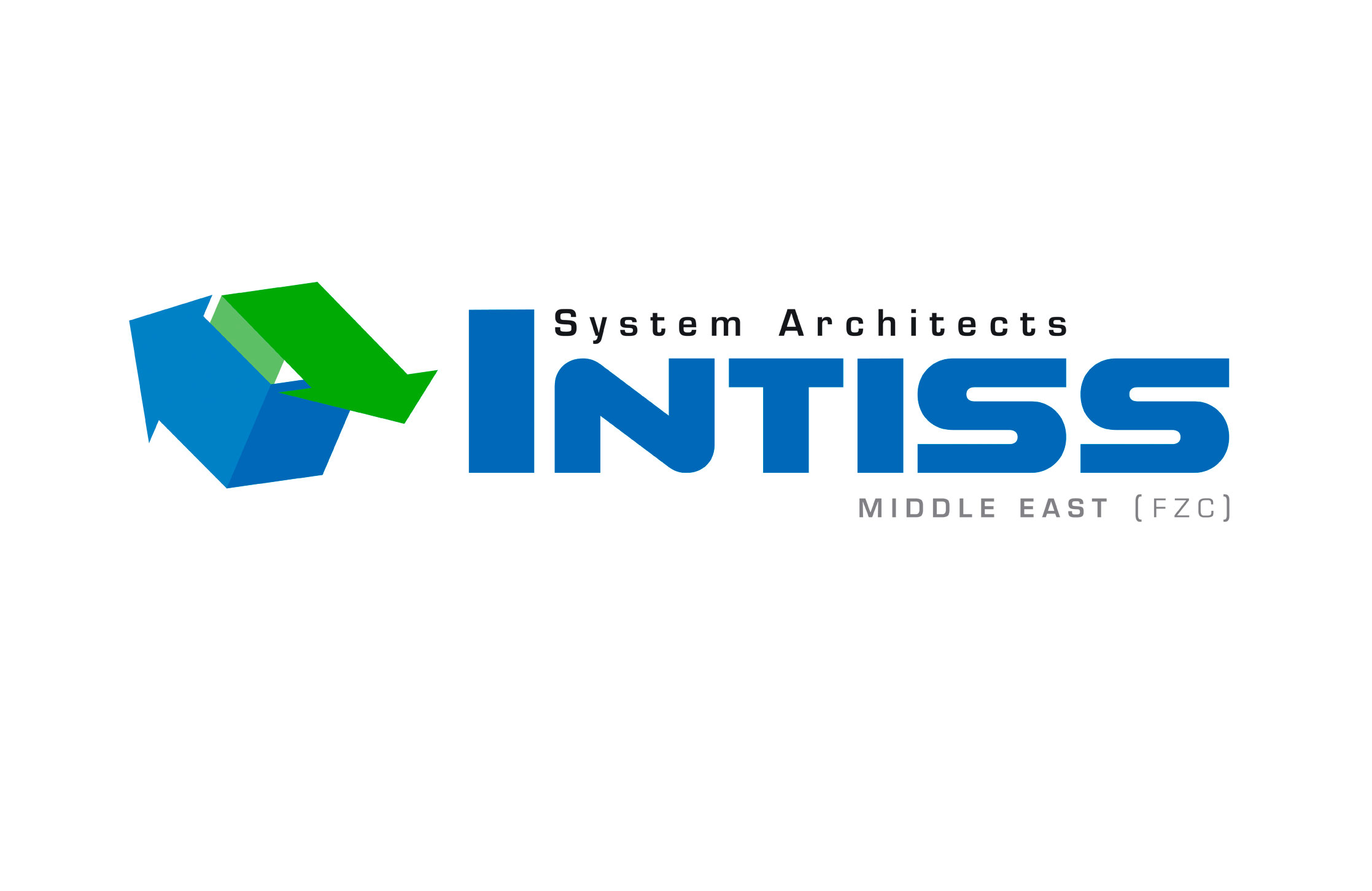 Design and artwork of corporate logo for Intiss